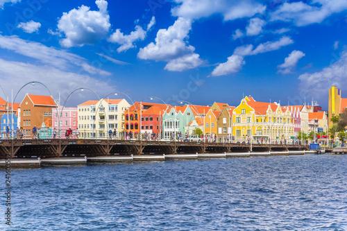 Foto auf Gartenposter Karibik Curacao island , West Indies, Dutch Caribbean