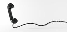 Telefonhörer - Hotline - Service