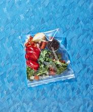 Vegetables Packed In Zipper St...