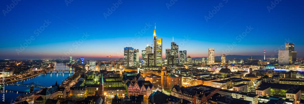 Fototapety, obrazy: Frankfurt am Main, Germany