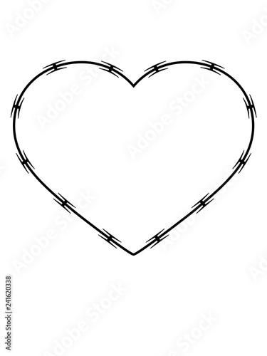 Poster Herz Muster Pixers Wir Leben Um Zu Verandern