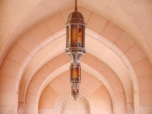 Detail Of Arab Architecture Wi...