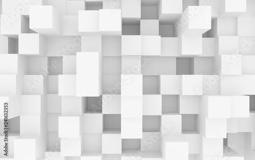 Fotografie, Obraz  squares