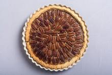 Autumn American Pecan Pie