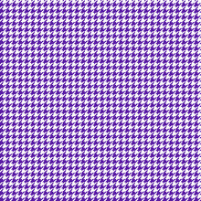 Houndstooth Seamless Pattern -...