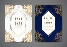 Luxury Wedding Invitation Card...