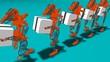 Generative Automation - 3D Illustration