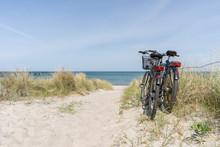 Fahrradtour Am Meer