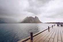 Norway, Lofoten, Hamnoy