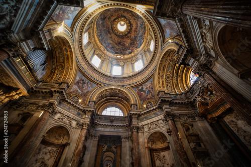 Fotografie, Obraz  Chiesa san agnese in agone