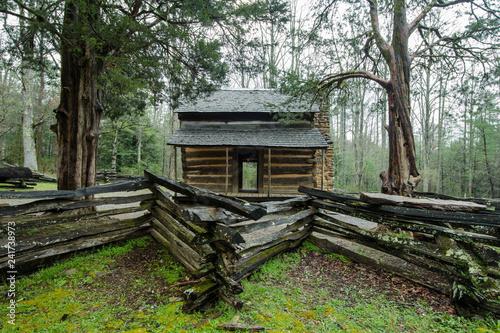 Fotografía  Great Smoky Mountain Cabin
