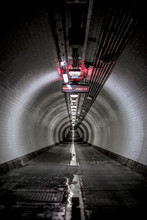 Woolwich Foot Tunnel Under The...