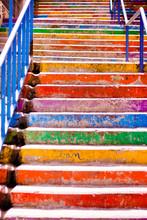 Istanbul, Turkey: Multicolored...