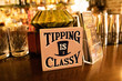 Tipping is Classy
