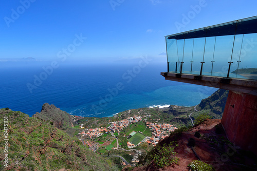 Spoed Foto op Canvas Canarische Eilanden Spain, Canary Islands, La Gomera