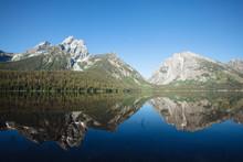 Scenic Image Of Jackson Lake I...