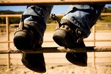 ARROYO GRANDE: Cowboy Boots.