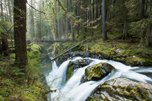 Sol Duc River, Olympic Nationa...