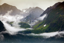 Resurrection Bay, Alaska: Scen...