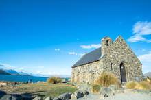 テカポ湖の善き羊飼いの教会