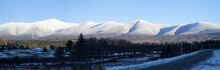 Panoramic Scenery Of Mount Was...