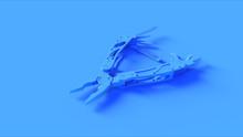 Blue Multi Tool 3d Illustration 3d Render