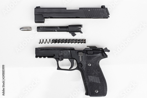 pistol part