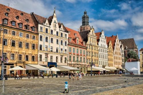 Keuken foto achterwand Canada Polen, Wroclaw