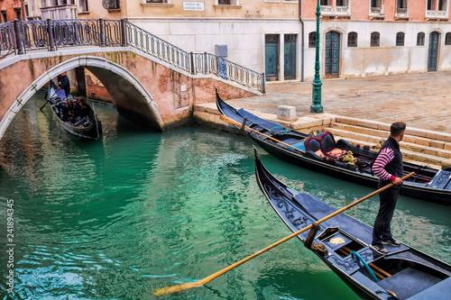 In de dag Centraal Europa Venedig