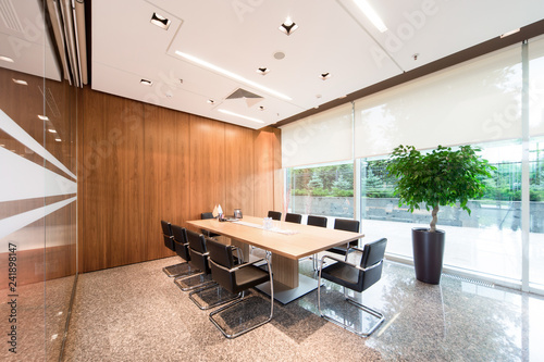 modern office lobby hall interior - Buy this stock photo and ...