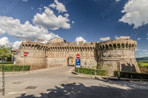 Fotografie, Obraz  Castello di Colle Val D'Elsa