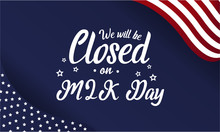 We Will Be Closed On Mlk Day C...