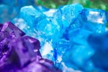Rock Candy Crystals