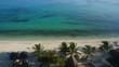 Mexico Cozumel Summer Emerald green sea