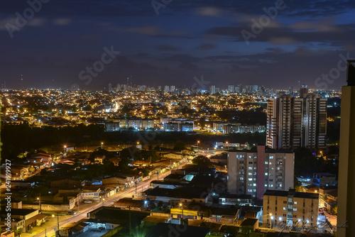Photo  Vista noturna - Maceió - AL
