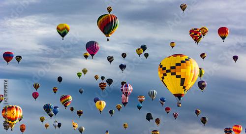 Albuquerque Balloon Fiesta 2018 Canvas Print