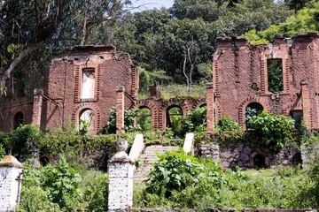Fototapeta na wymiar Etzatlán - El amparo
