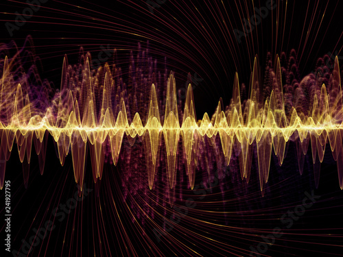 Fotografie, Obraz  Inner Life of Oscillation