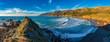 Bay on the Coastline