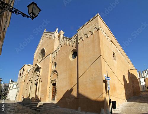 Fotografie, Obraz  la Basilica di Santa Caterina d'Alessandria a Galatina (Puglie)
