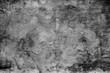 Grunge dark grey concrete cement wall.