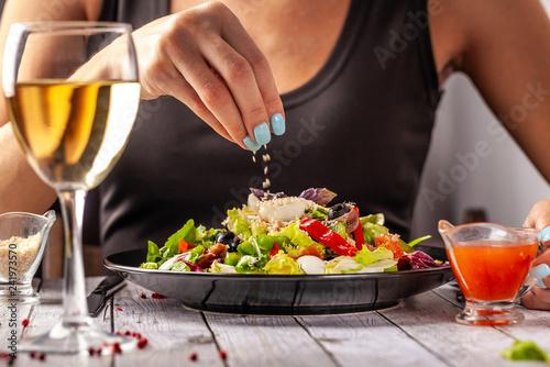 Foto  Spanish cuisine