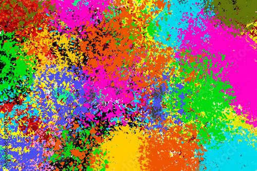 Bunte Abstrakte Farbige Muster Und Formen