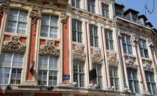 Photographie Ville de Lille, département du Nord, France