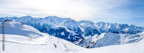 Zillertal Arena, Alpen Tirol