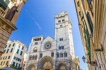 Facade Of San Lorenzo Cathedra...