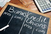 Banks Vs. Credit Unions Pros A...