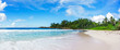 beautiful paradise beach at the police bay, seychelles 41