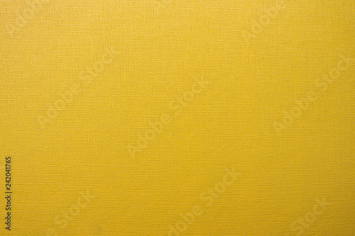 yellow texture of thick paper with deep beautiful pattern.