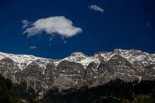 Mountain Tzoumerka In Winter S...